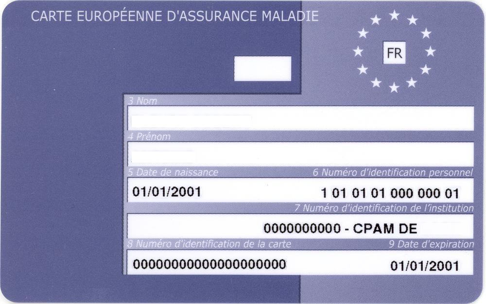 Carte_Européenne_d'Assurance_Maladie_France