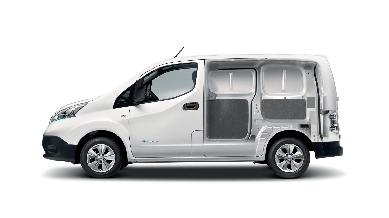 Ranking The Range Of Electric Vans