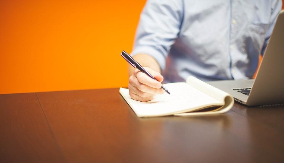 Man Start-up Planing Startup Business Entrepreneur