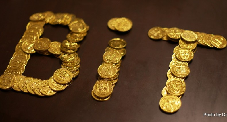 Currency Bitcoin Money Rich Wealth Gold Coins