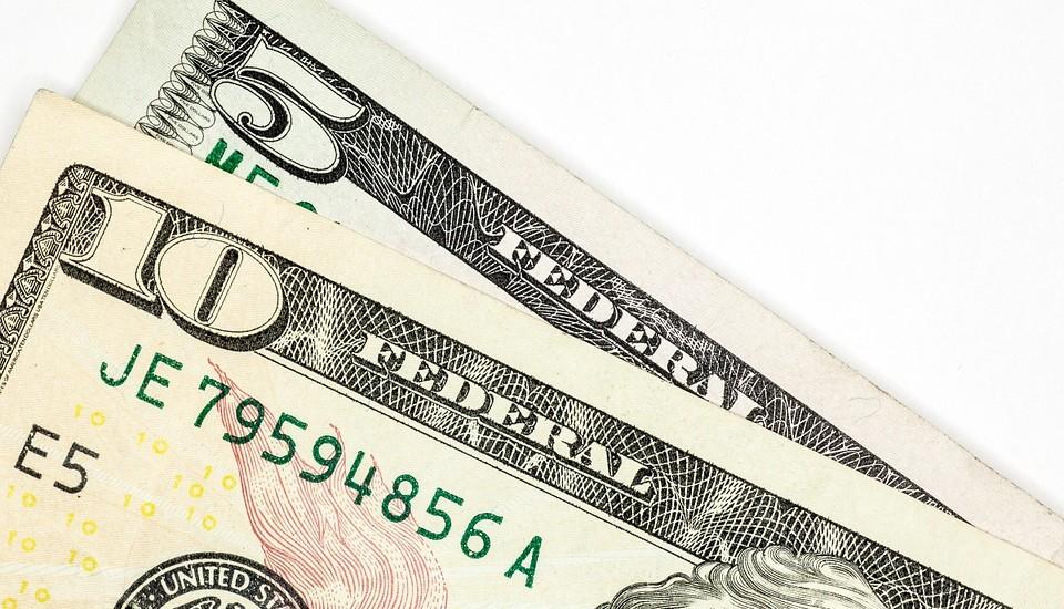 American Bill Banking Banknote Cash Business Bank