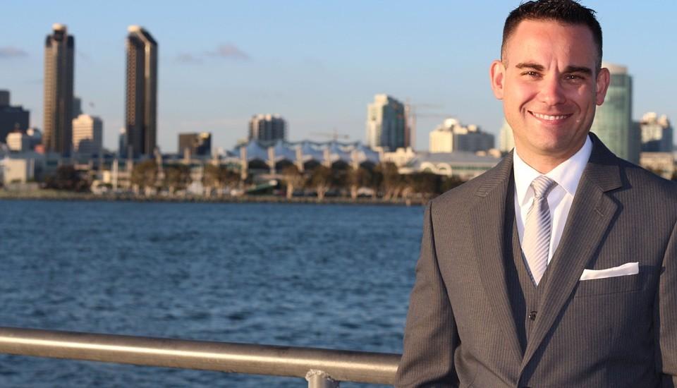 Businessman Man Stock Broker Real Estate Agent