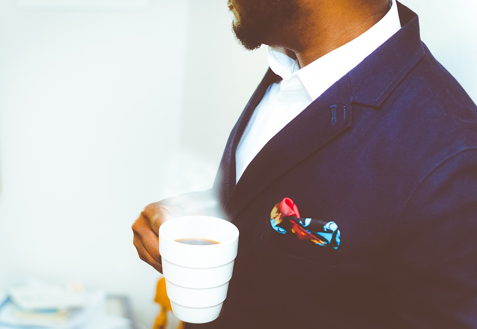 Smart Coffee Mug Funky Hipster Casual Business