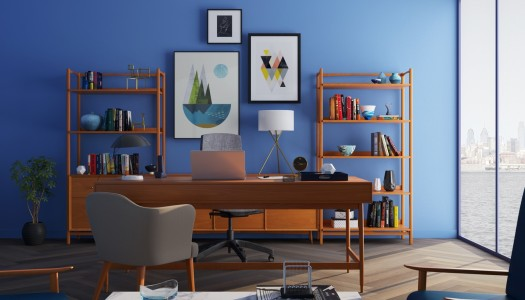 How to create your own home office on a budget