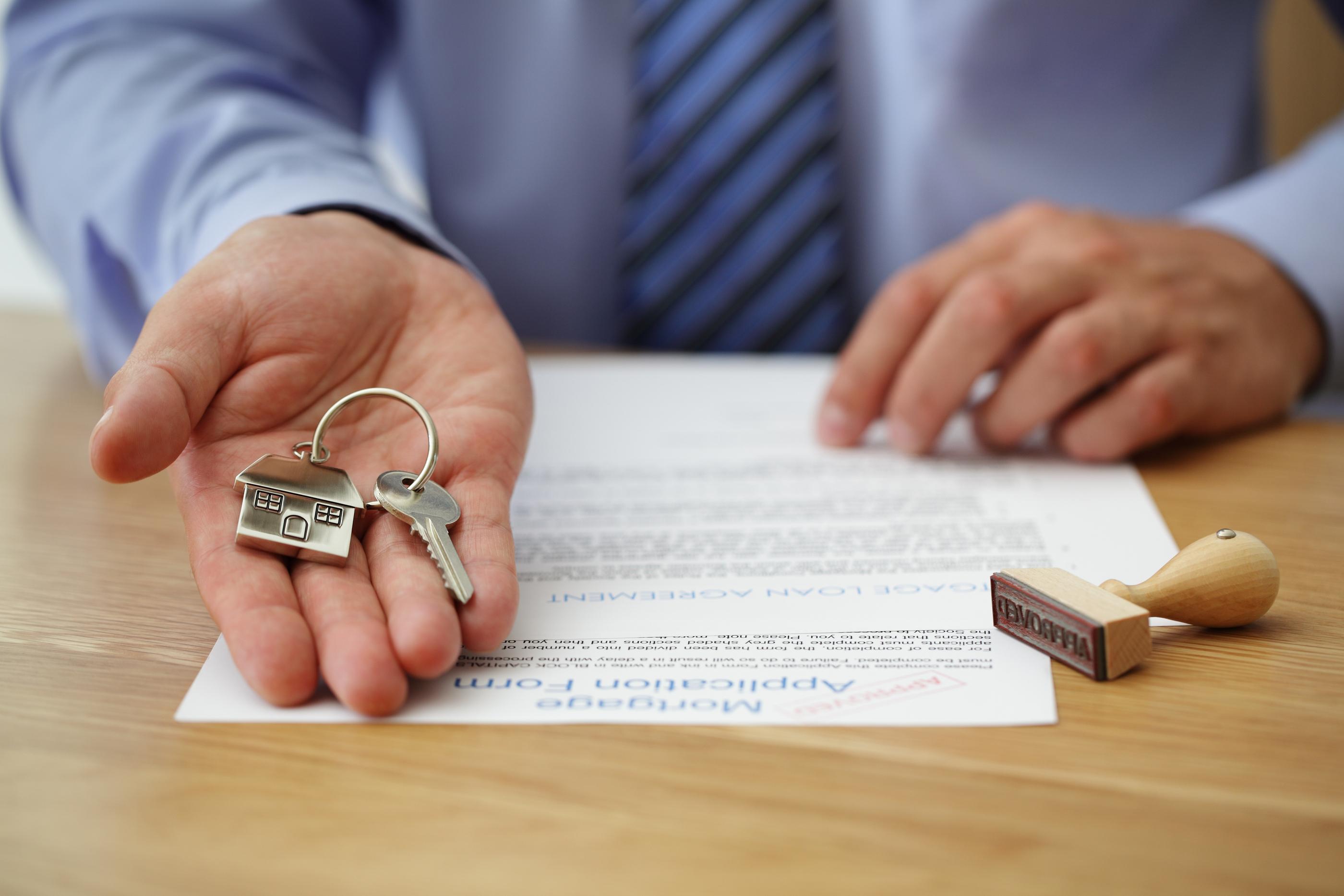 real-estate-keys