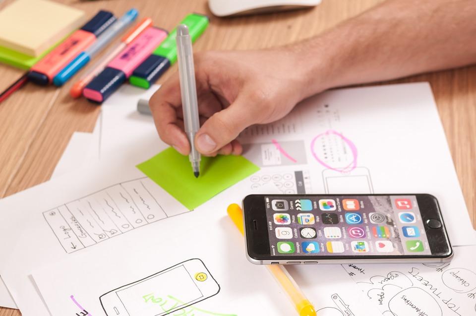 Interface Ux Mobile Design Webdesign App Business