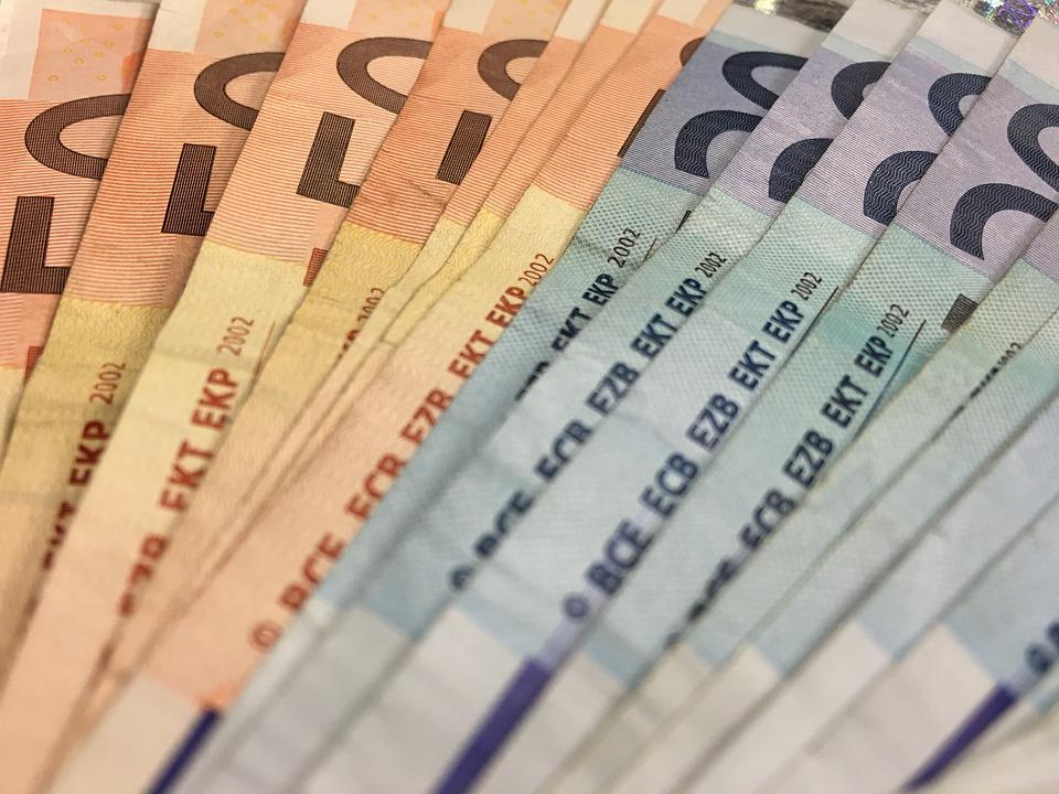Seem Currency Finance Euro Money Dollar Bill