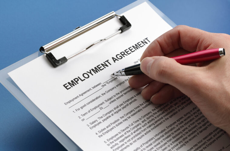 What To Do When An Employment Agreement Is Breached