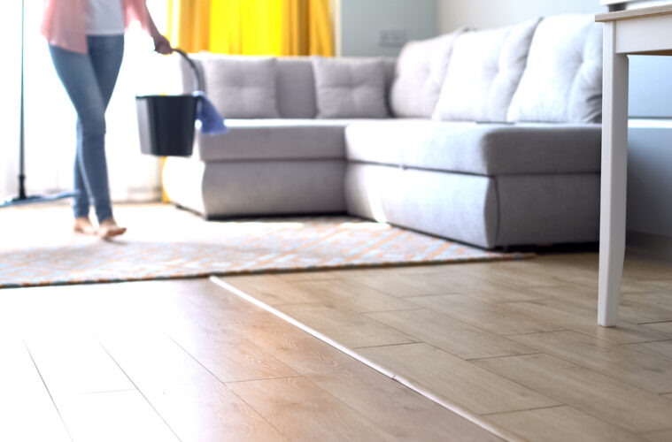 5 cleaning tips for moving out