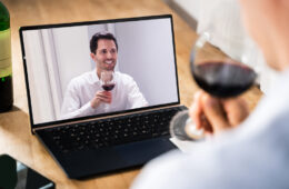 How to Host a Virtual Wine Tasting