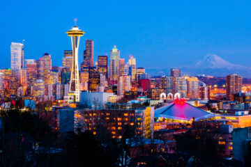 5 Fun Things to do in Seattle